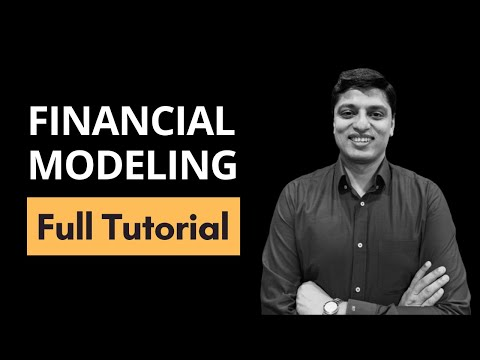 How to Build a Financial Model in Excel - Full Tutorial for Beginners