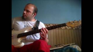 yop the exploited (bass cover)