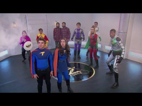 the thundermans happy heroween full episode youtube