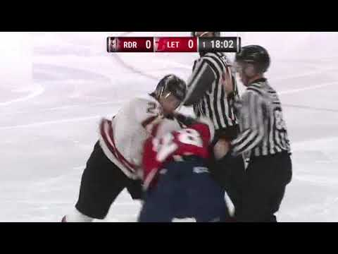 Brett Davis vs. Alex Cotton