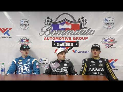 2019 IndyCar at Gateway: Friday Press Conference