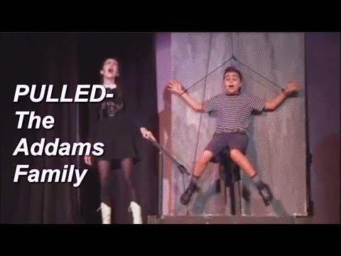 "Excerpt: ""Pulled""- The Addams Family"