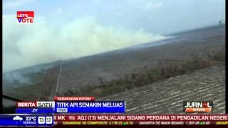 BMKG Pekanbaru 256 Titik Api Ditemukan Di Riau