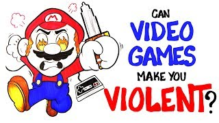Do Video Games Make You Violent?