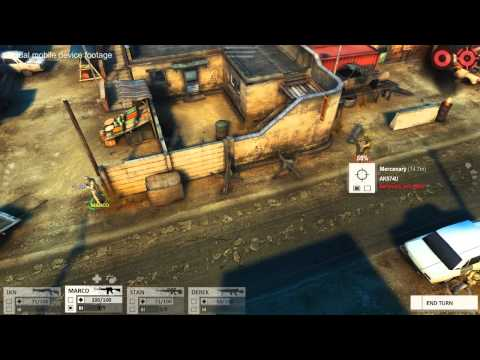 Video of Arma Tactics THD