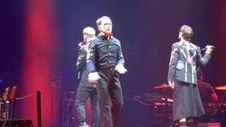 Take That – Patience - 13 May 2017 Glasgow High Quality Mp3