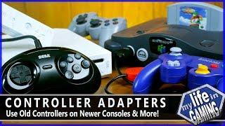 Controller Adapters :: Tips & Tweaks