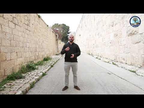 רגבים: לחסום את המנהרה הנוצרית בי-ם