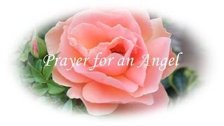 Prayer for an Angel