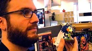Giant Bomb Amiibag: Wrestle Desk Edition