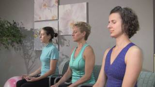 Exercises for Stress Reduction & Deep Relaxation - Part 3 of 4 - Stress Management