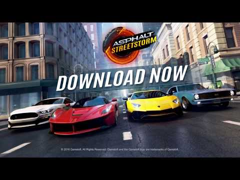 Asphalt Street Storm Racing wideo