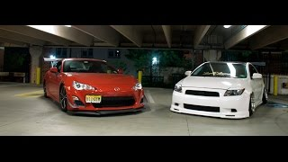 Scion Night Runners | StanceFreaks