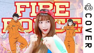 Fire Force Season 2 OP - SPARK-AGAIN / Aimer┃Cover by Raon Lee