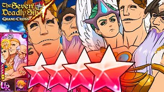 THIS IS POWERCREEP!! NEW ARCHANGEL TARMIEL DESTROYS PVP!!! | Seven Deadly Sins: Grand Cross