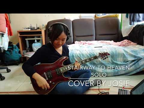 Stairway to Heaven solo cover