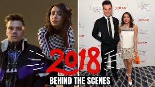 Behind The Scenes on Joel  Lia 2018