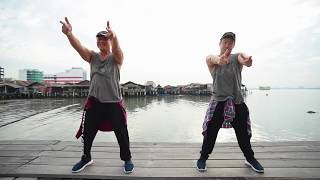 Shalala Lala | Vengaboys |  Fitness Dance RETRO | iFit Crew Sibu in Penang