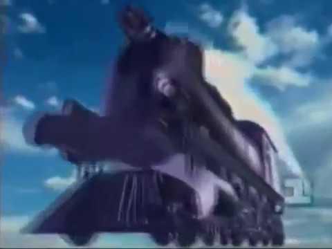 Прерывание эфира 1 канала Останкино -реконструкция (июль 1994 г.)