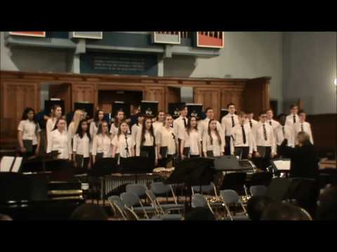 Echo - Joint Chamber Choir (May Serenade 2017)