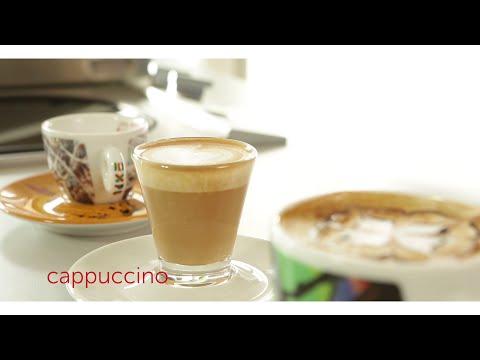 CAPPUCCINO - coffee@home - English Version