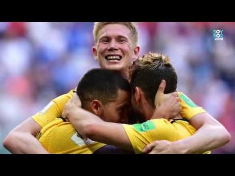 Día 31: Bélgica consigue el tercer lugar en Rusia 2018