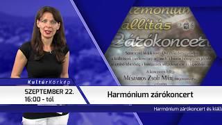 TV Budakalász / Kultúrkörkép / 2018.09.20.