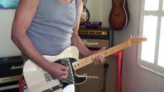 Fender GE Smith Tele/Esquire And Bogner Duende 1/2 Stack