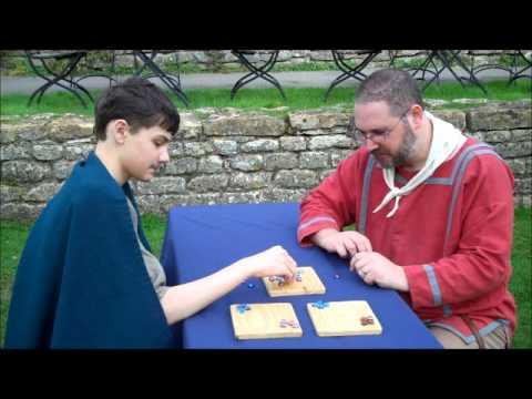 How to play Nine Men's Morris - National Trust - Roman Games