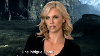Prometheus - Making of - vost HD (Ridley Scott, Noomi Rapace, Charlize Theron - featurette)