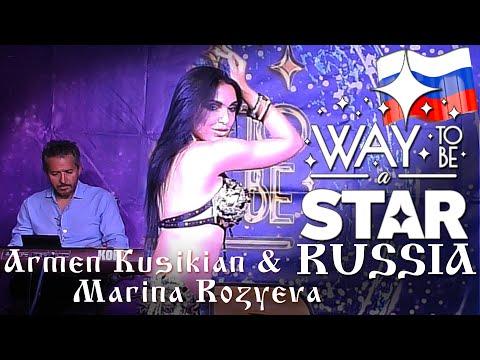 Marina Rozyeva & Armen Kusikian ⊰⊱ Gala Show ☆ Way to be a STAR ☆ Russia ★2019 ★
