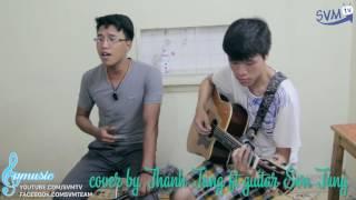 SVMusic 4: Mùa yêu đầu - cover by Thanh Tùng ft guitar Sơn Tùng