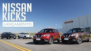 Lançamento - Nissan Kicks
