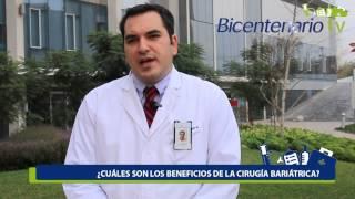 ¿Cuáles son los beneficios de la cirugía bariátrica? - Dr. Jaime Zamarín