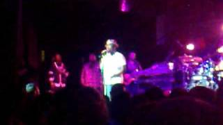 Anthony Hamilton - Lucille (1) (live at Marcanti Amsterdam)