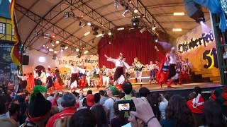 preview picture of video 'Ballet Ucraniano Ukrainian dance Oktoberfest 2014 - Cordoba Villa General Belgrano'