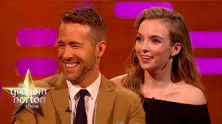 Ryan Reynolds 'Free Guy' On The Graham Norton Show