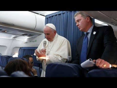 Video: Thế Giới Nhìn Từ Vatican 30/08/2017