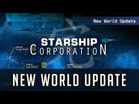 Starship Corporation - New World Update thumbnail