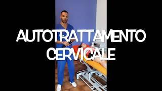 Esercizi per cervicalgia, dolore al collo.