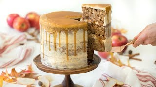 How to Make an Apple Cake