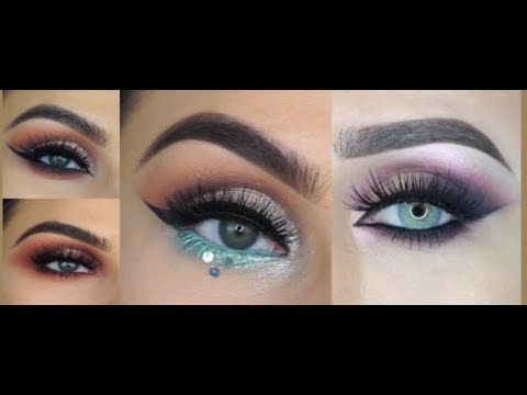 How To Apply Eyeshadow | Best Eye Makeup Tutorial | Perfect Beauty Light