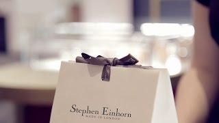 Our Beautiful Luxury Gift Packaging – Stephen Einhorn London – Fine Jewellery