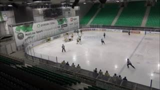 U-20 EBYSL 15.2.2017 HK Olimpija – Vienna Capitals 4:5, Zadetek Nik Sitar (Matjaž Šubic)