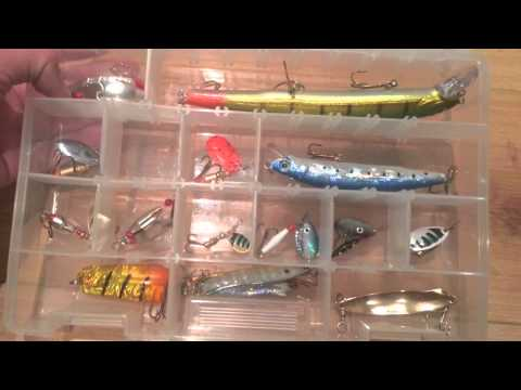 Plano 3620 Fishing Lure Spinner Tackle Box Review