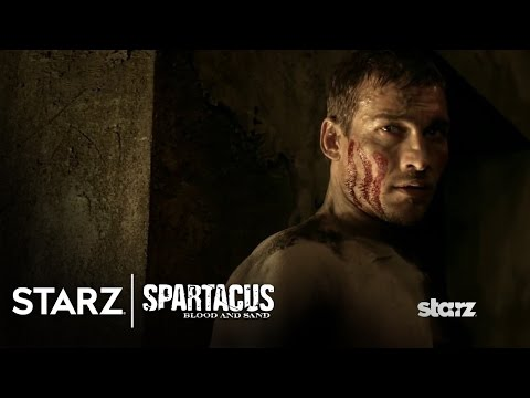 Spartacus: Blood and Sand | Episode 4 Clip: Pluto's Prisoner | STARZ