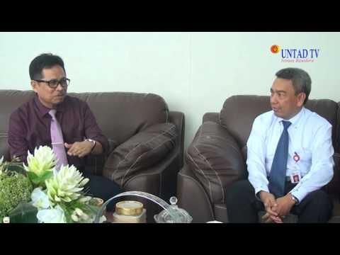 Dok Humas Untad, Kunjungan OJK (Otoritas Jasa Keuangan) Di Universitas Tadulako Dalam Rangka Merekrut Tenaga Jasa Keuangan Di Provinsi Sulteng.mpg