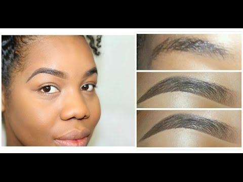 How To : The Perfect Eyebrow | Tutorial- Lovelyanneka