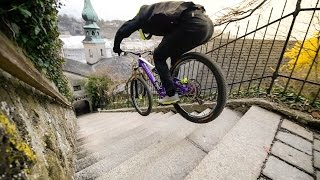 Urban Freeride Lives - Fabio Wibmer