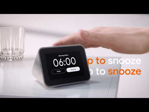 Lenovo Smart Clock (with Google Assistant)